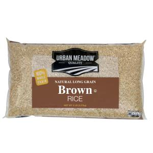Urban Meadow - Brown Rice 5lb Bag