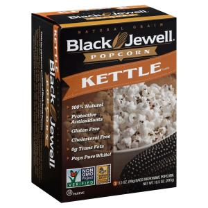 Black Jewell - Butter Microwave Popcorn