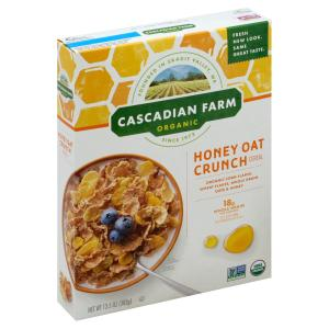 Cascadian - Cereal Hny Oat Crunch