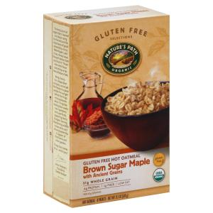 nature's Path - Cereal Hot gf Brw Sgr Mpl