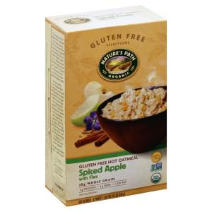 nature's Path - Cereal Hot gf Spc App Flx