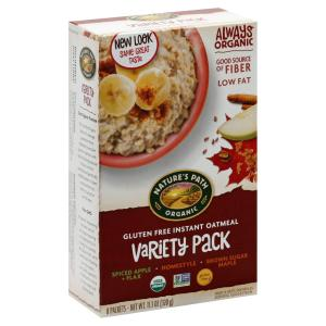 nature's Path - Cereal Hot gf Variety pk