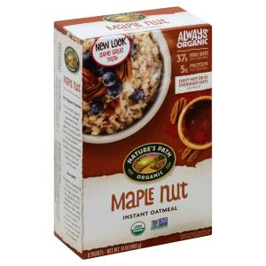nature's Path - Cereal Hot Mapl nt Org 8ct