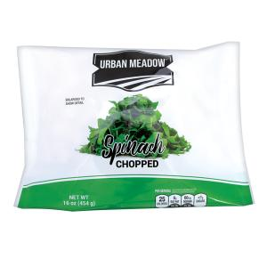 Urban Meadow - Chopped Spinach