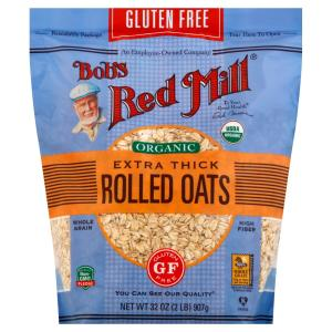 bob's Red Mill - gf Extra Thick Rolled Oats