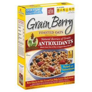 the Silver Palate - Grainberry Toasted Oats