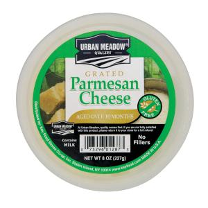 Urban Meadow - Grated Parm Cheese Cup