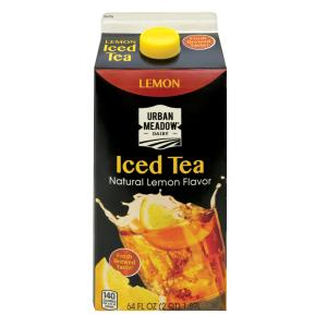 Urban Meadow - Lemon Iced Tea