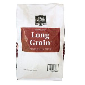 Urban Meadow - Long Grain Rice 50lb