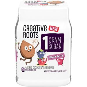 Creative Roots - Mixed Berry Flavored Coconut Water 4pk