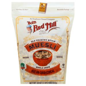 bob's Red Mill - Muesli Cereal