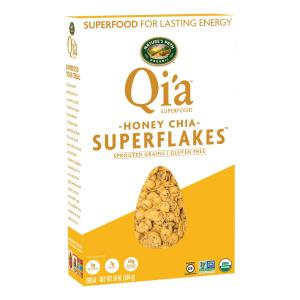 nature's Path - Qia Superfood Honey Flakes
