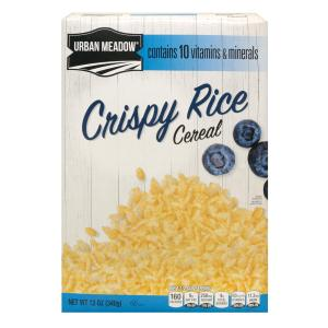Urban Meadow - Rice Crispy Cereal