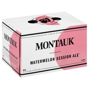 Montauk - Qure ph10 Alkaline Water